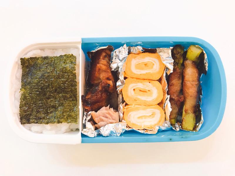 夏休み 学童 お弁当 20190801
